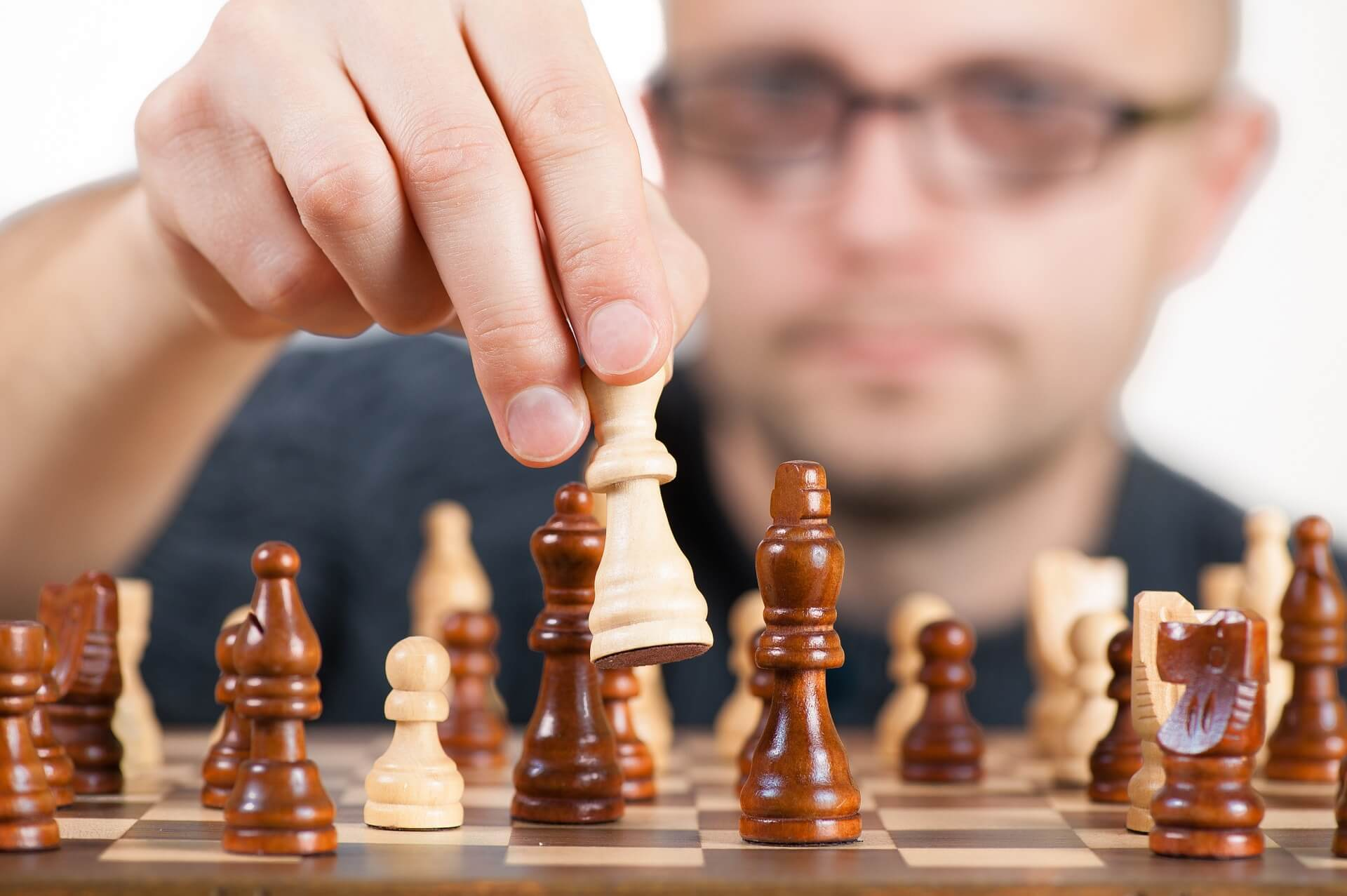 mental health benefits of chess